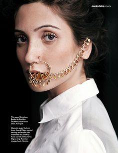 Marie Claire India | October 2012