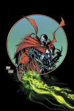 SPAWN.COM >> COMICS >> SPAWN >> MONTHLY SERIES >> ISSUE 143