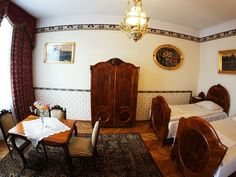 Jak wyglądają apartamenty w Krakowie Florian? http://apartamenty-florian.pl/apartamenty