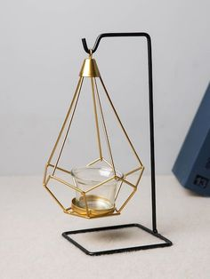 Hanging Geometric Candle Holder