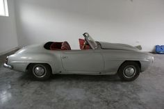 Mercedes-Benz 190SL (1956)