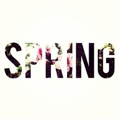 Follow @ashleesarajones Instagram  SPRING #happyspring #spring14 #firstdayofspring #springfling #love