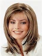 medium cut hairstyles for older heavier women - Bing Images