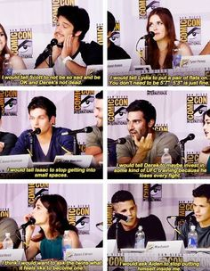 Cast of teen wolf