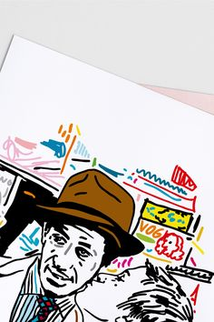 Movie Poster, Breathless Print, Belmondo, Jean Seberg, Godard Movie, Cinema Illustration, Nouvelle Vague Movie Print, 60s Cinema Wall Decor Movie Prints, Art Prints, Jean Seberg, Etsy Seller, Wall Decor, Graphic Design, Handmade Gifts, Illustration, Movie Posters