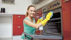 Oven Cleaning Course Do you work in a commercial kitchen or want to start your own oven cleaning business? This Oven Cleaning… Domestic Cleaning Services, Cleaning Companies, House Cleaning Services, Cleaning Business, Weekly Cleaning, Oven Cleaning, House Cleaning Company, Residential Cleaning, Commercial Kitchen