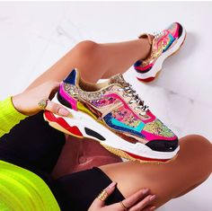 134 women sneakers for moms -page 40 Crazy Outfits, Trendy Outfits, Sneakers Fashion, Fashion Shoes, Buffalo Shoes, Shoes Sandals, Shoes Sneakers, Shoe Wardrobe, Custom Shoes