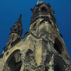 Kaiser Wilhelm Memorial Church - The European Reformation tour
