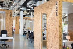 Collaboration Space Design   ... peng creates open collaborative spaces for airbnb dublin office