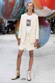 Ganni Spring/Summer 2017 Ready-To-Wear Copenhagen Fashion Week