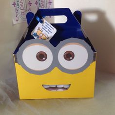Caixa surpresa Minions