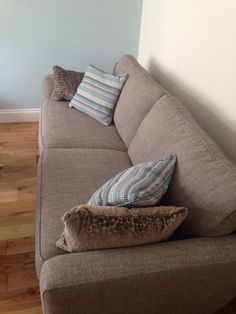 Sophia sofa in mocha from DFS