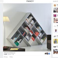 Wow ! Today we are on the Homepage of Fancy.com with the Fitting Pyramid Bookcase   #fancy#piarotto#luxury     piarotto_bookcases#bookcase #shelving #etagere #estante #bücherregal #booshelf#madeinitaly #interiordesign #furnituredesign #decor#madeinvenice #venice#arredamento #livingroom #стеллаж #plank#modernliving#modernfurniture#ecommerce#internationaleshipping #picoftheday #beautiful #pretty#followback#follow4follow#followforlike#tagsforlikes