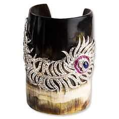 Can someone buy me this cuff? It's only $44,000. LOL! Pls & TY!   #jewelry #accessories #fashion
