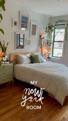 Cozy Bedroom, Bedroom Inspo, My New Room, My Room, Room Tour, Minimalist Bedroom, Room Inspiration, Room Decor, Interior Design