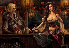 edward kenway and mary read -