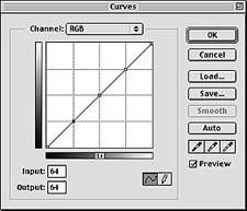 Get familiar with the power of the curves adjustment tools.