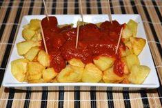 Ricette spagnole Patatas bravas