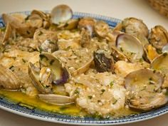 Salsa Verde, Potato Salad, Shrimp, Seafood, Recipies, Cooking Recipes, Potatoes, Fish, Meat