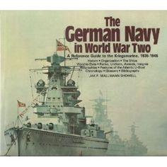 Książka o flocie niemieckiej w czasach 2 wojny światowej