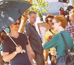 vanessaparadise:   Jessica Chastain and James... - James McAvoy Love