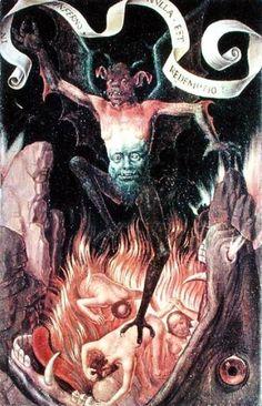 Sin importar la corriente, los grandes artistas dejan escapar a sus demonios en una reinterpretación de los escenarios más oscuros que inquietan las mentes.
