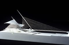 Milwaukee Art Museum - Courtesy of Santiago Calatrava, LLC.