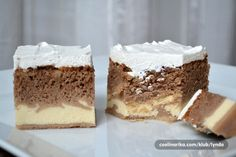 Cake Shop, Confectionery, Beautiful Cakes, Tiramisu, Cheesecake, Deserts, Dessert Recipes, Food And Drink, Cooking Recipes