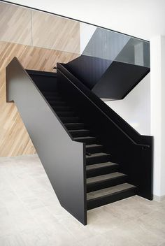 Architecture Design, School Architecture, Staircase Handrail, Staircase Design, Steel Stairs, Floating Staircase, Patio, Multifunctional, Stairways
