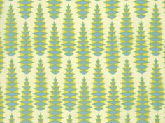 Anna Maria Horner Pretty Potent Aloe Vera Cotton Voile Fabric Lime, For dressy Tshirt