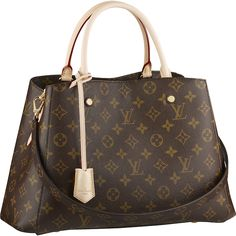 Louis Vuitton Monogram Montaigne bag - January 2014                                                                                                                                                                                 More