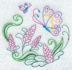 Machine Embroidery Designs at Embroidery Library! - Color Change - G9556