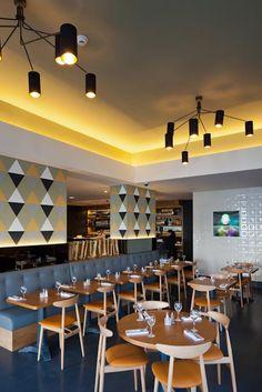 Raoul's (London, UK) | Project Orange | Restaurant and Bar Design Awards