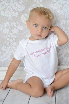 Beautiful BABY Model of the Year | Child Model Magazine