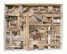 """Saatchi Online Artist: Emily Hesse; Wood, Sculpture """"The Box of Memories"""""""