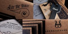 The Sweetwater Social Club — The Dieline - Package Design Resource