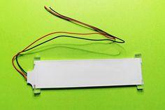 Forward Voltage(TYP):5.0V Colour Coordinate:X 0.26-0.30,Y 0.26-0.30 Uniformity:75% Minimum Luminance:20 cd/㎡ Operating Temperature:30℃~+80℃ Storage Temperature:-30℃~+90℃ Outline Dimension:93.5*29.0*2.8mm LED:2PCS Colour:White Outline, Display, Led, Colour, Storage, Floor Space, Color, Purse Storage