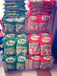 Mexican Candy  www.dulcelandia.com