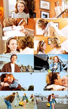 I do love the original Parent Trap but the fact that one of the girls was from London in this version made the movie for me :) Childhood Movies, 90s Movies, Great Movies, Disney Movies, Girly Movies, Lindsay Lohan, Dylan Thomas, Movies Showing, Movies And Tv Shows
