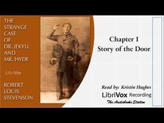 The Strange Case of Dr. Jekyll and Mr. Hyde by Robert Louis Stevenson Jekyll And Mr Hyde, Robert Louis Stevenson, Treasure Island, Science Fiction, Audiobooks, Sci Fi