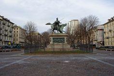 Piazza Solferino (TO) by Marco Parolo on 500px