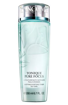 Lancôme+'Tonique+Pure+Focus'+Mattifying+Toner+available+at+#Nordstrom