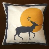 Deer Silhouette  $10