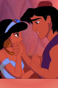what the Broadway trio believed Jasmine and Aladdin did for Valentine's Day. need to see this! And here's what the Broadway trio believed Jasmine and Aladdin did for Valentine's Day. Walt Disney, Disney Couples, Cute Disney, Disney Girls, Disney Magic, Disney Art, Deco Disney, Disney And Dreamworks, Disney Pixar