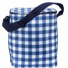 KEEP COOL hűtőtáska kék kockás Keep Cool, Diaper Bag, Lunch Box, Cool Stuff, Gingham, Blue, Diaper Bags, Mothers Bag, Bento Box