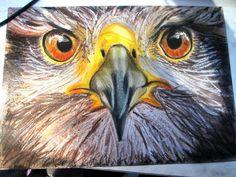 #drawing #pastel #owl