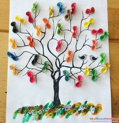 Related Posts:Tree art and craft activitiesChristmas decoration ideasProtect the ForestsSpring tree craft for preschoolers us wp-content uploads 2017 01 macaroni-tree-craft. 50 awesome spring crafts for kids ideas 2 Four season tree craft ideas for presch Kids Crafts, Spring Crafts For Kids, Tree Crafts, Summer Crafts, Fall Crafts, Projects For Kids, Art For Kids, Diy And Crafts, Craft Projects