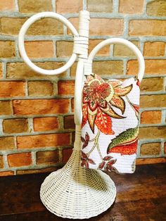 Hey, I found this really awesome Etsy listing at https://www.etsy.com/listing/220266774/shabby-wicker-towel-holder