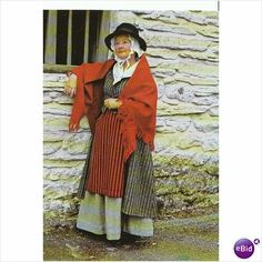 traditional welsh costume - Google Search