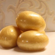 Golden Egg Soap. $2.99, via Etsy.